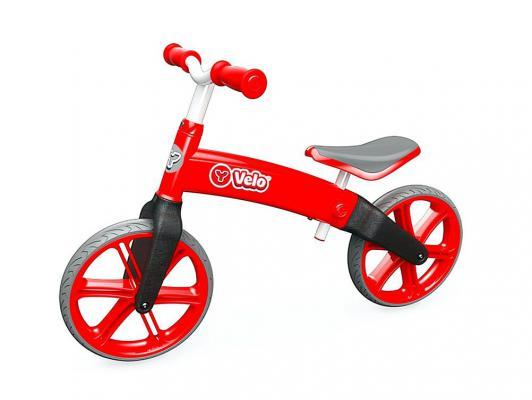 Велобалансир двухколёсный Y-Bike Y-volution Y-VELO Balance bike red красный