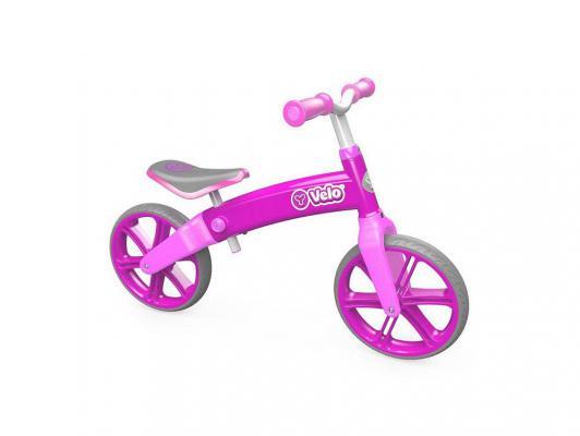 Велобалансир Y-Bike Y-volution Y-VELO Balance bike pink розовый 100197