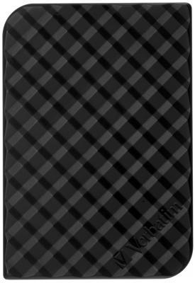 """Внешний жесткий диск 2.5"""" USB3.0 1Tb Verbatim Store n Go черный 53194 недорго, оригинальная цена"""