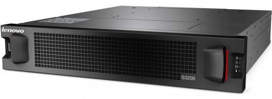 Дисковый массив Lenovo Storage S3200 SAS SFF Chassis Dual Controller 64113B4