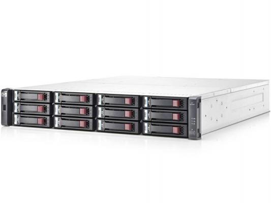 Дисковый массив HP MSA 2040 ES SAN DC LFF Storage x12 K2R79A