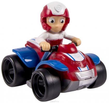 Игрушка Paw Patrol Маленькая машинка спасателя в ассортименте 16605 игрушка paw patrol фигурка спасателя с питомцем