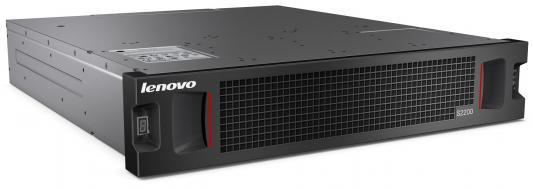Дисковый массив Lenovo S3200 2.5 iSCSI 1x Chassis Dual 64116B4