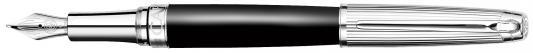 Перьевая ручка Caran D'Ache Leman Bicolor Black SP F 4799.279