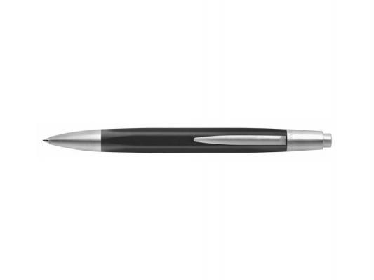 Шариковая ручка автоматическая Caran D'Ache Office Alchemix синий M Rubber/Matt Crome 4881.109