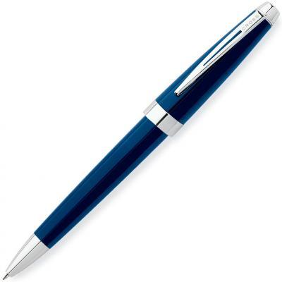 Шариковая ручка поворотная CROSS Aventura Blue черный M AT0152-2