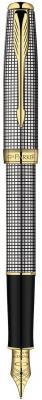 Перьевая ручка Parker Sonnet F534 0.8 мм S0808140