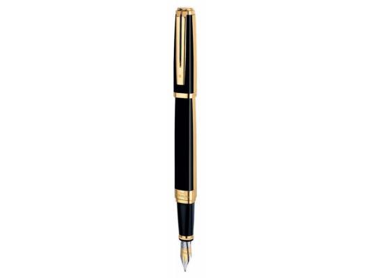 Ручка перьевая Waterman Exception Night&Day перо М черный S0636890