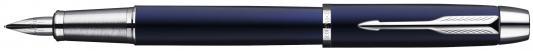 Перьевая ручка Parker IM Metal F221 F S0856210