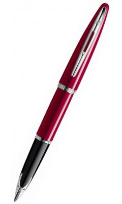 Перьевая ручка Waterman Carene F перо F S0839580 waterman перьевая ручка carene essential black waterman s0909750