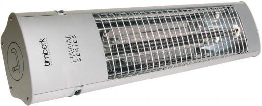 Инфракрасный обогреватель Timberk TIR HP1 1500 1500 Вт серый