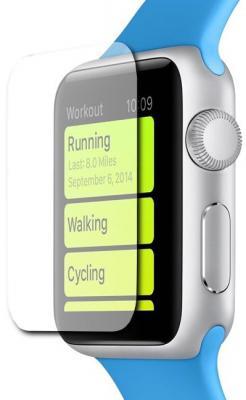 Защитная плёнка Red Line глянцевая для Apple Watch 38 мм