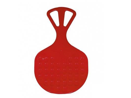 Ледянка RT №3 большая до 80 кг красный пластик 4928 санки ледянка пластик снежный гонщик до 40 кг пластик
