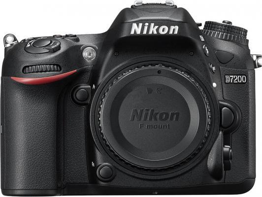 цена на Зеркальная фотокамера Nikon D7200 KIT 18-105 VR VBA450K001