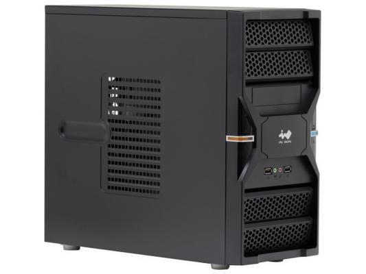 все цены на  Корпус microATX InWin ENR036BL 350 Вт чёрный  онлайн