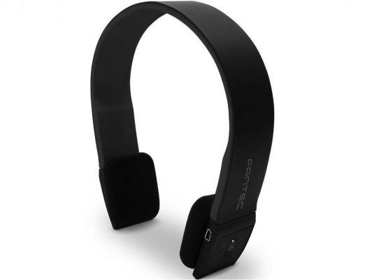 Bluetooth-гарнитура Kreolz WHS-202 черный