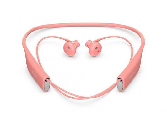 Bluetooth-гарнитура SONY SBH70 розовый 1293-0195