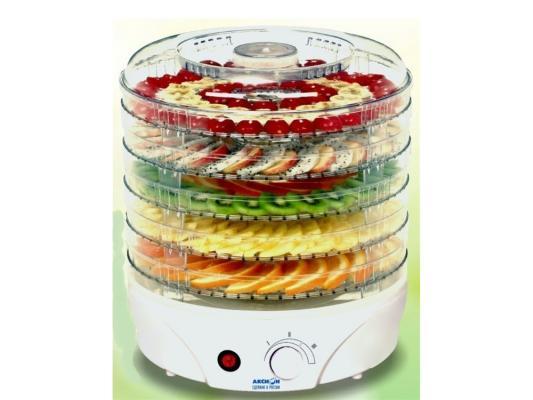 Сушилка для овощей и фруктов Аксион T 33 белый электромясорубка аксион м 33 04 230 вт белый