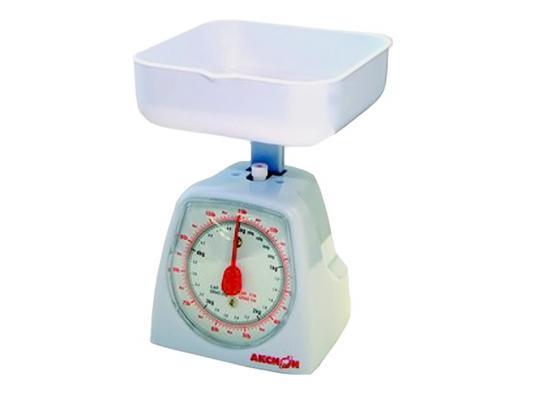 Весы кухонные Аксион ВКМ 21 белый