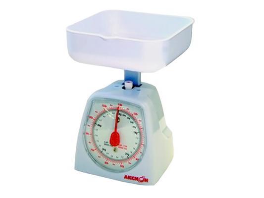 Весы кухонные Аксион ВКМ 21 белый электромясорубка аксион м 21 04 230 вт белый
