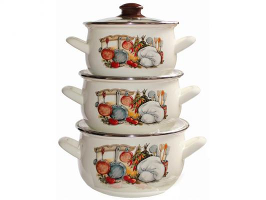 Набор посуды Interos 15156 Кухня