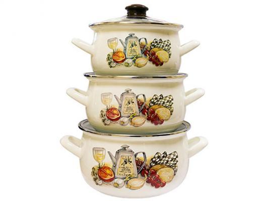 Набор посуды Interos 15157 Аппетит