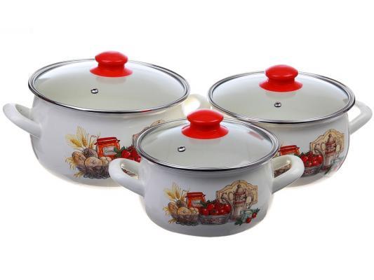Набор посуды Interos 15205 Лакомка