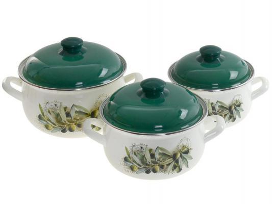 Набор посуды Interos 15231 Маслины набор посуды interos 15231 маслины