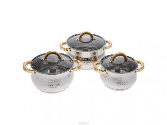 Набор посуды Zeidan Z-50605 набор посуды zeidan z 51101