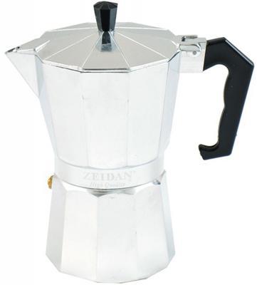 Кофеварка Zeidan Z-4107 серебристый