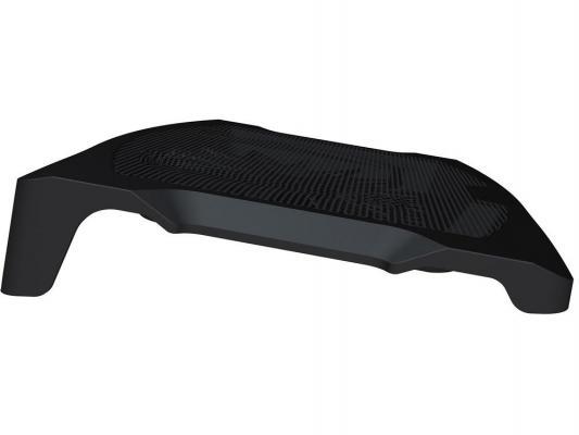 """Подставка для ноутбука 17"""" Deepcool N600 395х283х63mm USB 564g 23dB черный"""