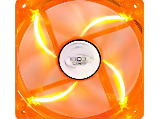���������� Deepcool XFAN 80L/Y 80x80x25 3pin 20dB 1800rpm 60g ������ LED
