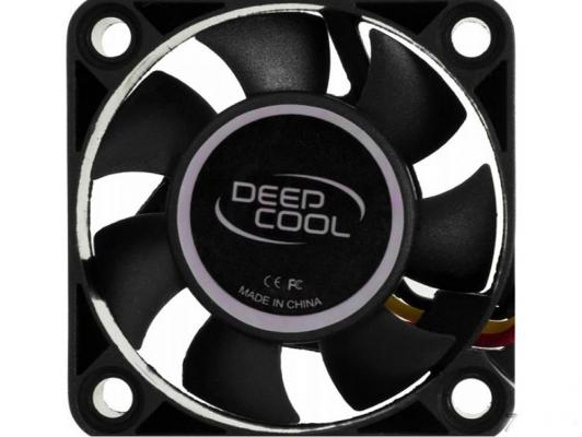 Вентилятор Deepcool XFAN 120U B/B 120x120x25 3pin 26dB 1300rpm 120g синий LED вентилятор deepcool xfan 70 70мм bulk