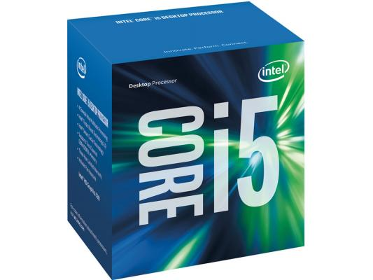 Процессор Intel Core i5-6600 3.3GHz 6Mb Socket 1151 BOX процессор intel core i5 6600 3 3ghz 6mb socket 1151 box