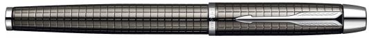 Ручка-роллер Parker IM Premium T222 Gun Metal черный F S0908700