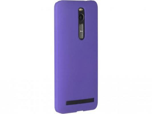 Чехол-накладка Pulsar CLIPCASE PC Soft-Touch для Asus Zenfone Selfie (ZD551KL) (фиолетовая) РСС0036