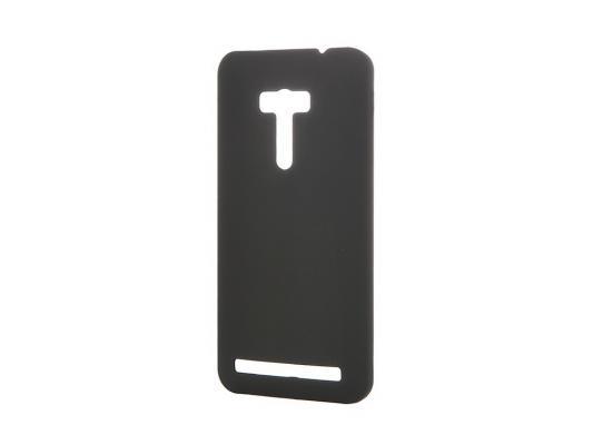 все цены на Чехол-накладка Pulsar CLIPCASE PC Soft-Touch для Asus Zenfone Selfie (ZD551KL) (черная) РСС0035 онлайн