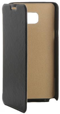 Чехол-флип PULSAR SHELLCASE для Samsung Galaxy NOTE 5 (черный) PSC0756 чехол флип для meizu m1 note черный armorjacket
