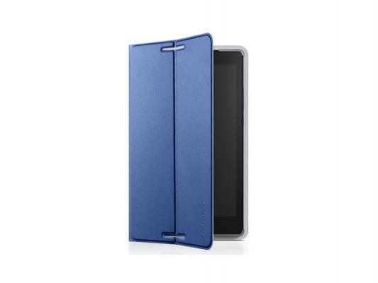 Чехол-книжка Lenovo Tab2 A8-50 Folio синий ZG38C00228