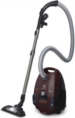 Пылесос Electrolux ZSPALLFLR с мешком сухая уборка 2200Вт бордовый