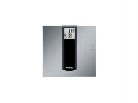 Весы напольные Redmond RS-740S серебристый весы напольные redmond rs 708