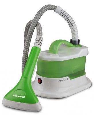 Отпариватель Maxwell MW-3715G 1500Вт белый зелёный