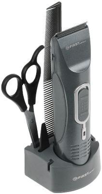 Машинка для стрижки волос First 5673-4 серый