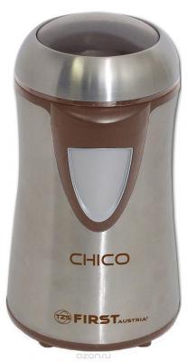 Кофемолка First 5485-1 150Вт коричневый