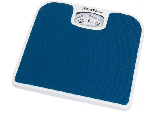 Весы напольные First 8020 синий first fa 8020 white весы напольные