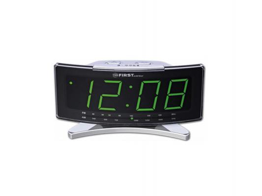 Часы с радиоприёмником First 2416 чёрный