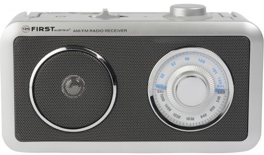 Радиоприемник First 1905 серый