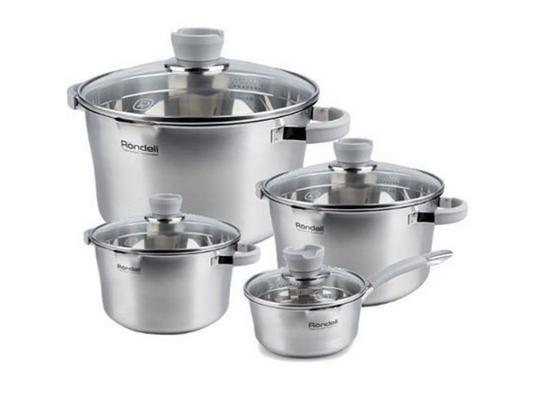 Набор посуды Rondell Favory RDS-743 8 предметов