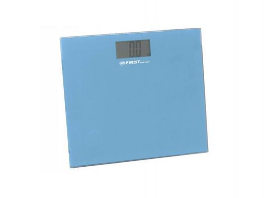Картинка для Весы напольные First 8015-2 синий