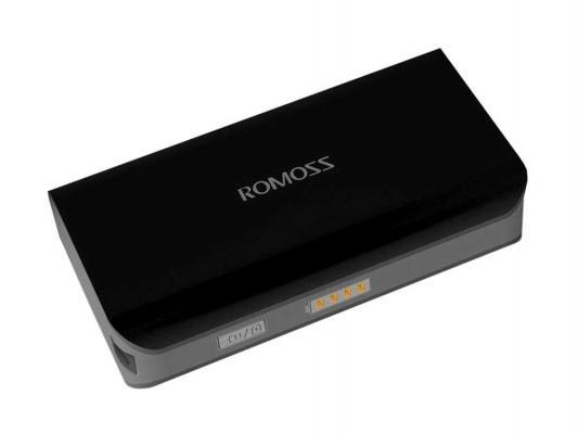 Внешний аккумулятор Romoss Sailing 2 5200mAh черный